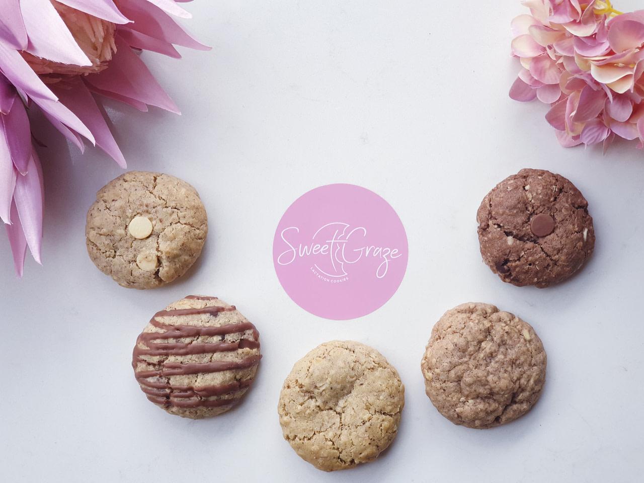 sweet graze cookies